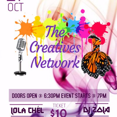 The Creative Network Launches Networking for Artists in South Florida
