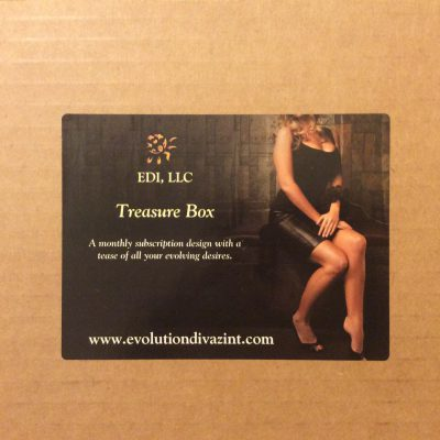 PlayTime for Adults- The EDI Treasure Box Review
